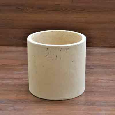 Керамический горшок для цветов Цилиндр №1