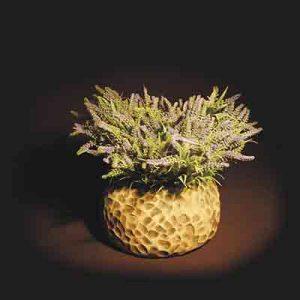 Горшок для цветов в виде Камня №2