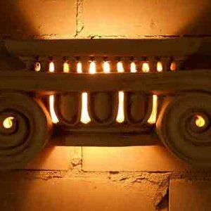 Настенный светильник Капитель