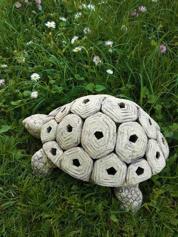 Садовый светильник - Черепаха