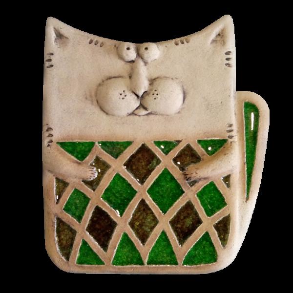 Настенное панно Кот