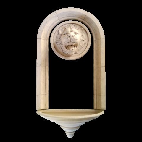 Настенный фонтан Лев