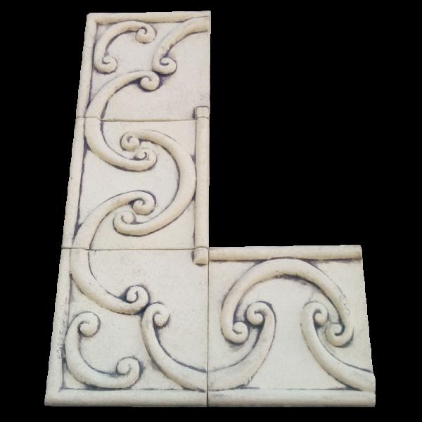 Фасадный декор - Фриз №2 1