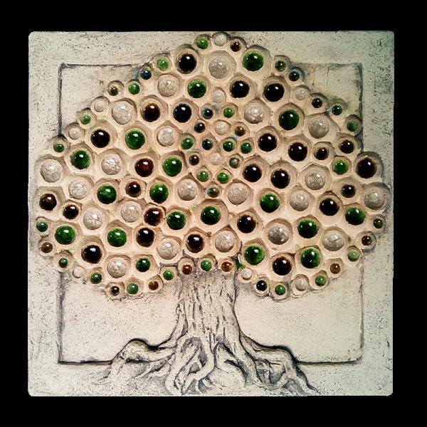 Панно на стену денежное дерево