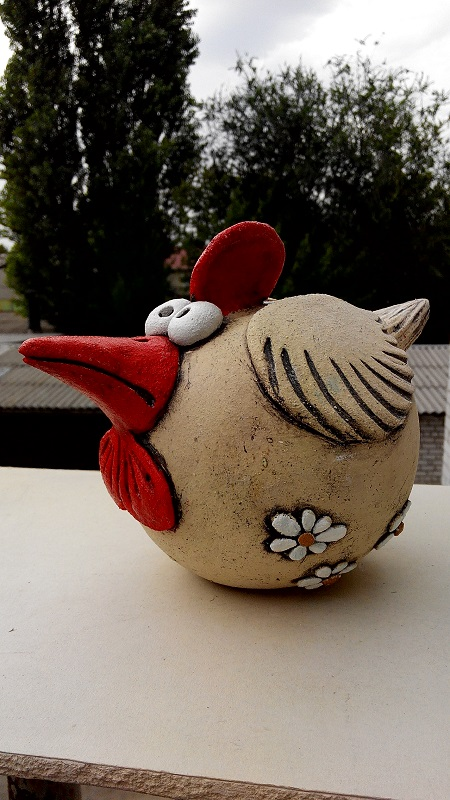 Сувенир птичка