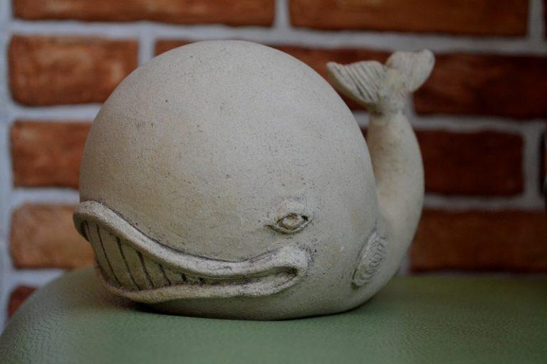 Копилка кит