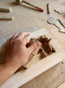 Чем облицевать камин - варианты отделки камина 3