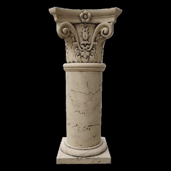 Фасадная колонна №3