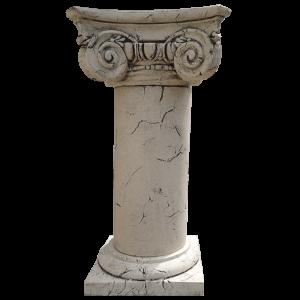 фасадная колонна №2