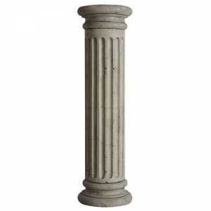 Фасадная колонна №1