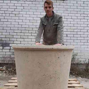 """Огромный вазон для дерева """"Гранд"""""""