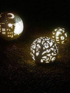 Светильники шары