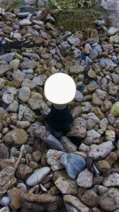 Освещение для шара